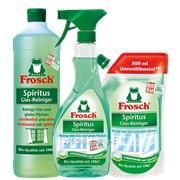 Очищающее Frosch средство для стекла спиртовый 500мл ua фото