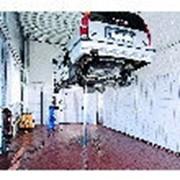 Подъемник одноплунжерный г/п 3500 кг. с Н-образными подхватами Nussbaum (Германия) фото