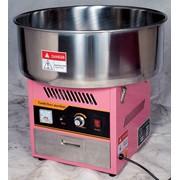 Оборудование для производства сладкой ваты, сахарной ваты. Доставка по России и СНГ. фото