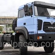 Бескапотный тягач Урал 44202-3511-82М 6х6 , двигатель 312 л.с фото