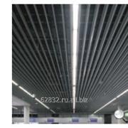 Металлический подвесной потолок Plaforad ACR фото