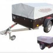 Прицеп для перевозки грузов фото