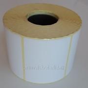 Термоэтикетки 70х50, 2000 этикеток в роле фото