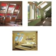 Мансардные окна дуэт FNP / D U3, FNP / D L3, FTP / D U3, FTP / D L3, карнизне окно B_ L3, верхушки FDL, FBL фото