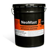 Мастика гидроизоляционная Неомаст фото