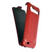 Чехол-книжка HamelePhone для HTC Incredible S красный фото