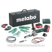 Аккумуляторный ленточный напильник metabo bf 18 ltx 600321870 фото