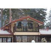 Безрамное остекление для беседок, террас, веранд, балконов фото