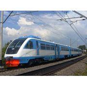 Железнодорожные перевозки фотография