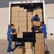 Погрузка-разгрузка грузов фур и оборудования фото