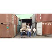 Услуги по хранению грузов на складах