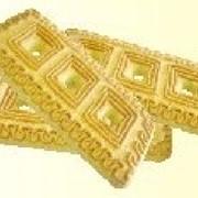 Печенье С кунжутом фото