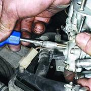 Услуги по квалифицированной замене тормозных колодок и обслуживанию тормозной системы с выездом к вашему авто в любую точку Киева и Киевской области. В продаже всегда есть колодки и диски всех мировых брендов. фото