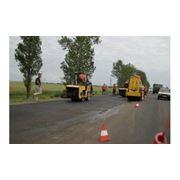 Строительство автострад дорог фото