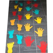 Набор Руки-ноги (по 5 пар рук+5пар ног) (арт. СД-009) фото