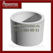 Кольцо КС 10-9 с пазом, кольцо КС10-9 паз фото