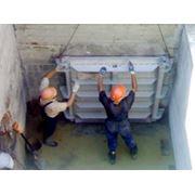 Строительство гидротехнических сооружений фото