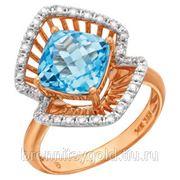 Кольцо с бриллиантами (Арт. D0000030305) фото
