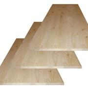 Мебельный щит из сосны в Москве: 18 мм, 40 мм