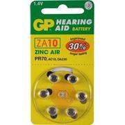 Батарейка для слуховых аппаратов GP ZA10 фото