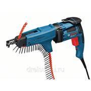 Шуруповёрт Bosch GSR 6-45 TE + MA 55 L-BOXX 0601445101 фото