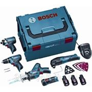 Набор Bosch (ex4): gsr + gop + gdr + gsa + gli фото
