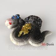 Магнит змея 4,9*6,6*2 см (838256) фото