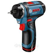 Дрели аккумуляторные Bosch GSR 10,8-LI 0601992902 L-BOXX фото