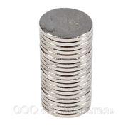 Неодимовый магнит 6х1,5мм фото