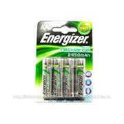 Батарейка ENERGIZER аккумуляторная АА, 2450mAh БА2450 фото