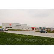 Современный административно-производственный комплекс В Балаково фото
