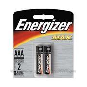 Батарейка ENERGIZER Maximum ААА (мизинчиковая) Б-АААмакс фото