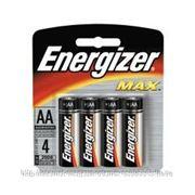 Батарейка ENERGIZER Maximum АА (пальчиковая) Б-ААмакс фото