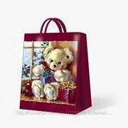 """Paw SWEET TEDDY BEAR Пакет подарочный """"Мишка Тэдди"""", 26,3x33x13,5см"""