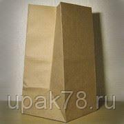Крафт пакеты 30,5*14*9,5 | купить | оптом | пакеты крафт бумажные | фото