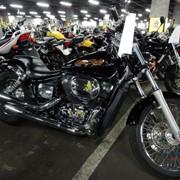 Мотоцикл чоппер No. B5642 Honda Shadow 400 SLASHER фото