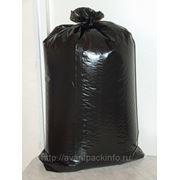 Мешки для мусора 240л. фото