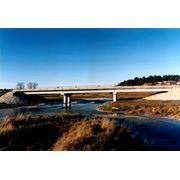 Строительство мостов и путепроводов фото