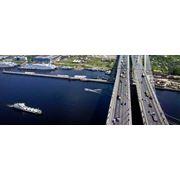 Мосты строительство фото