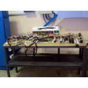 Жгуты проводов для автомобилей на шасси КАМАЗ фото