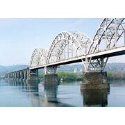 Строительство мостов железнодорожных фото