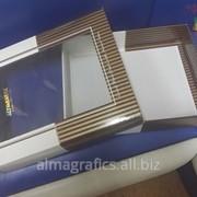 Упаковка Алма Графикс с отдельной крышкой и прозрачным окошком фото