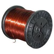 Обмоточные провода с эмалевой изоляцией (эмальпровода) / ПЭТ-155 фото