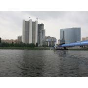 Установка моста из углеволокна фото