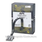 Комплект батарей APC RBC32 APC Replacement Battery Cartridge #32 фото