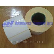 Термоэтикетка 58*30 (900 шт в рулоне) фото