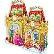 """Коробка подарочная 2,0 кг """"Замок большой Новогодняя ночь"""" фото"""