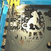 Плазменная порезка металлопроката фото
