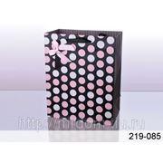 Комплект пакетов из 6 шт.20*11*25 см. (605141) фото