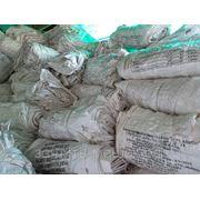 Мешки под строительный мусор, гарцовку, керамзит, щебень, демонтаж 45х75. фото